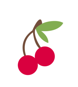 Cherry Vector Transparent Background PNG Clip art