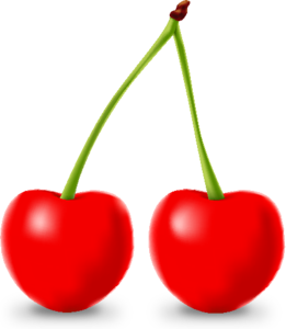 Cherry Vector Transparent PNG PNG Clip art
