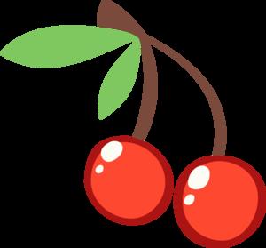 Cherry Vector PNG Clip art