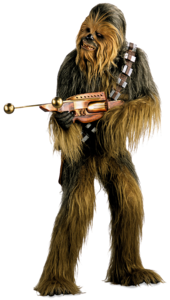 Chewbacca PNG Image PNG Clip art