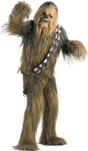 Chewbacca PNG Transparent Image PNG Clip art
