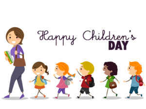 Children�s Day Download PNG Image PNG Clip art