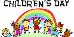 Children�s Day PNG File PNG Clip art