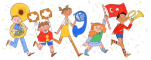 Children�s Day PNG Transparent PNG Clip art