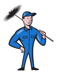 Chimney Sweep Transparent Background PNG Clip art