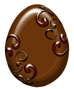 Chocolate Easter Eggs PNG PNG Clip art