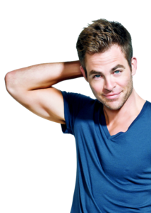 Chris Pine PNG Photo PNG Clip art