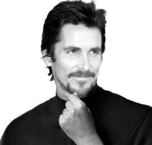 Christian Bale PNG Free Download PNG Clip art