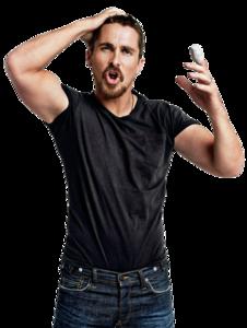 Christian Bale PNG HD PNG Clip art