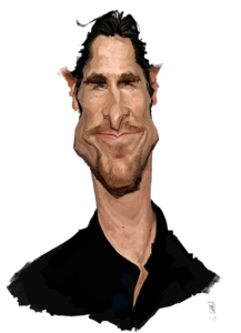 Christian Bale PNG Image PNG Clip art