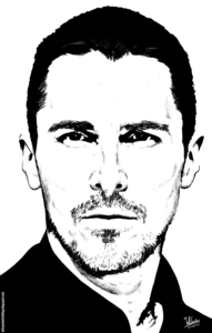Christian Bale PNG Pic PNG Clip art