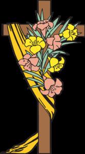 Christian Easter Transparent Background PNG Clip art