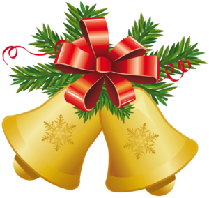 Christmas Bell PNG Photo PNG Clip art