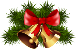 Christmas Bell PNG Pic PNG Clip art