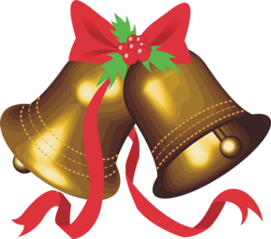 Christmas Bell Transparent PNG PNG Clip art