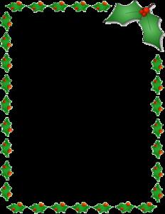Christmas Border PNG Photos PNG Clip art