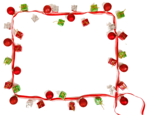 Christmas Border PNG Picture PNG clipart