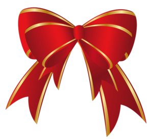 Christmas Bow PNG Pic PNG icon
