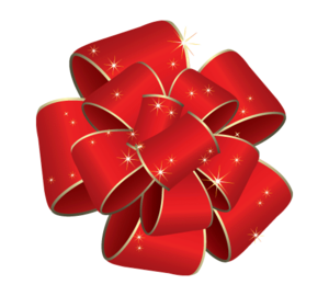 Christmas Bow PNG Picture PNG Clip art