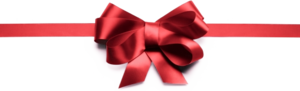Christmas Bow PNG Transparent PNG Clip art