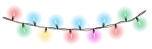Christmas Decoration Lights PNG Picture PNG Clip art