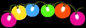 Christmas Decoration Lights PNG Transparent Image PNG Clip art
