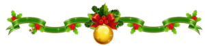 Christmas Dividers PNG Pic PNG Clip art