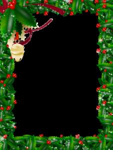 Christmas Frame PNG HD PNG Clip art