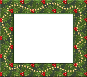 Christmas Frame PNG Image PNG Clip art