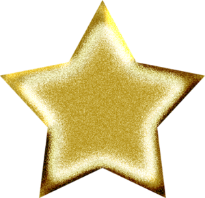 Christmas Gold Star PNG HD PNG Clip art