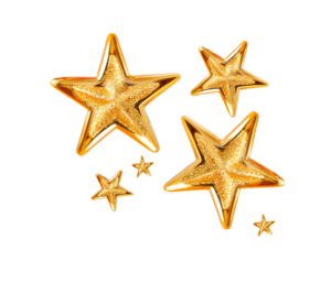 Christmas Gold Star PNG Transparent Image PNG Clip art