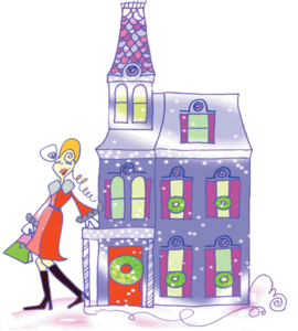 Christmas Home PNG Picture PNG Clip art