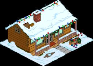 Christmas Home Transparent PNG PNG Clip art
