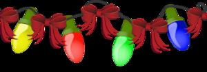 Christmas Lights PNG Transparent Image PNG Clip art
