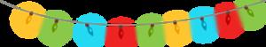 Christmas Lights PNG Transparent PNG Clip art