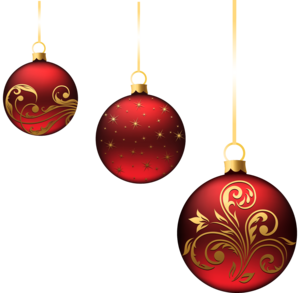Christmas Ornament Transparent Background PNG Clip art