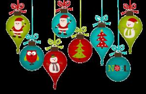 Christmas Ornaments PNG Clipart PNG Clip art