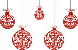 Christmas Ornaments PNG Pic PNG Clip art