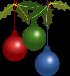 Christmas Ornaments Transparent Background PNG Clip art