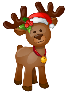 Christmas Reindeer PNG Image PNG Clip art