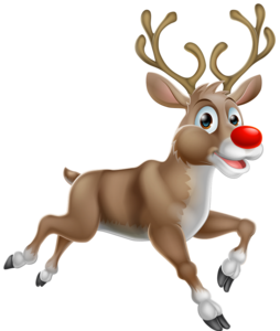 Christmas Reindeer PNG Photos PNG Clip art