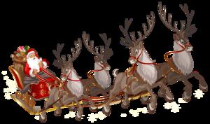 Christmas Reindeer PNG Transparent Image PNG Clip art
