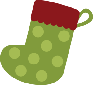 Christmas Stocking Transparent PNG PNG Clip art