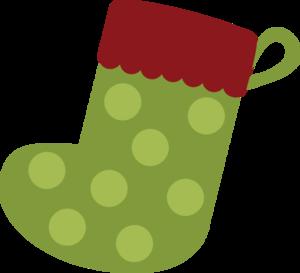 Christmas Stocking Transparent PNG PNG Clip art