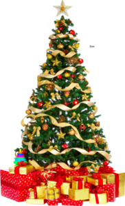 Christmas Tree PNG Free Download PNG clipart