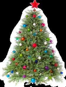 Christmas Tree PNG Transparent Image PNG Clip art