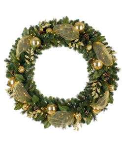 Christmas Wreath PNG HD PNG Clip art