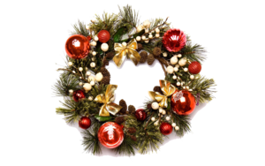Christmas Wreath PNG Image PNG Clip art