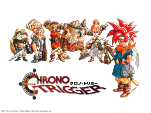 Chrono Trigger PNG Photos PNG icon