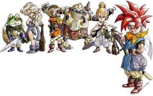 Chrono Trigger PNG Picture PNG Clip art